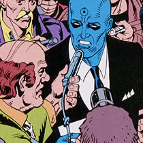 Dr. Manhattan leaves New York (vocal version)
