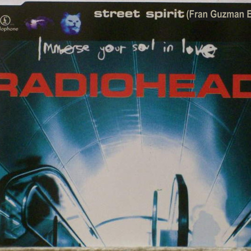 Radiohead - Street Spirit(Fran Guzman Private Edit)