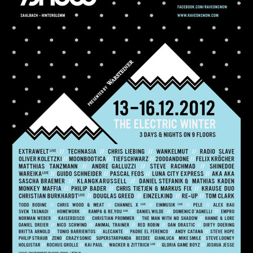 Pele live at Rave on Snow - Saalbach-Hinterglemm (Austria) - 14.12.2012