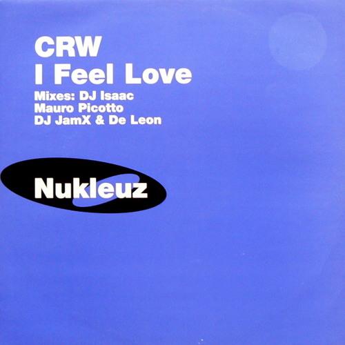 CRW - I Feel Love (Gary O'Connor's Lovin It Bootleg)