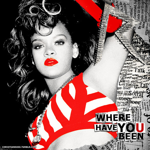 Rihanna - Where Have You Been (Metal Remix)
