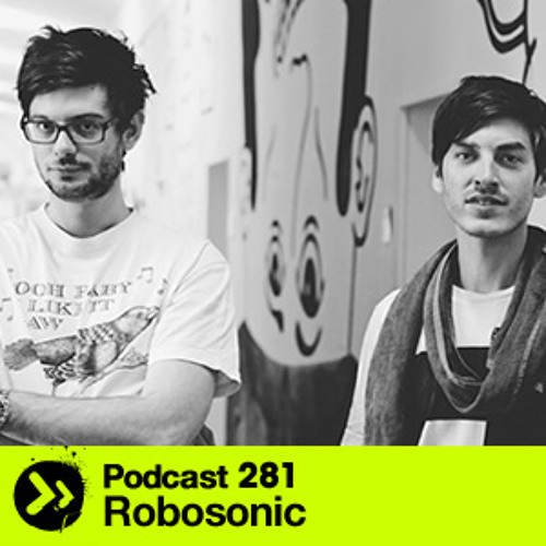 Robosonic - Data Transmission Podcast [2013-01]