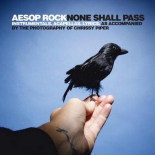 Aesop Rock feat. Rob Sonic - Dark Heart News (Chrisfader RMX)