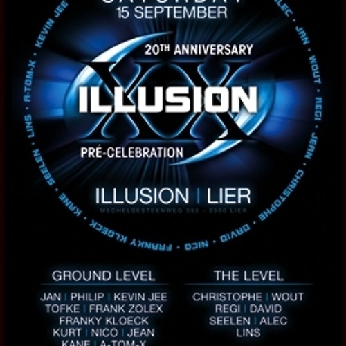 20 YEARS ILLUSION --> A-Tom-X @ Illusion Ground 15-09-2007