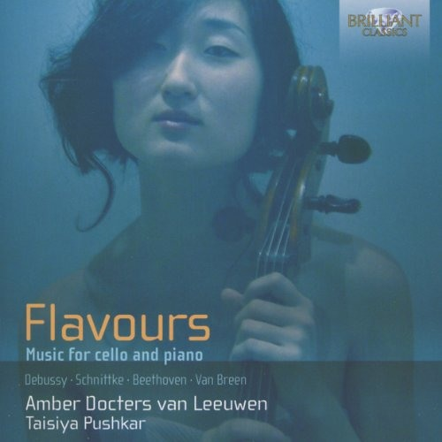 Ludwig van Beethoven: Sonate for cello and piano No.5 in D - Op.102/2 - III. Allegro fugato