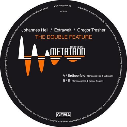 Johannes Heil & Extrawelt - Erdbeerfeld