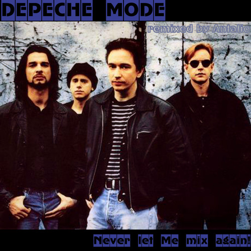 Depeche Mode - Behind the Wheel (Behind the Halo Mix)