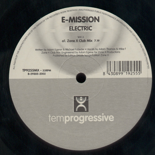 Preview: E-Mission - Electric 2K13 (Dany Holm Remix) / unreleased