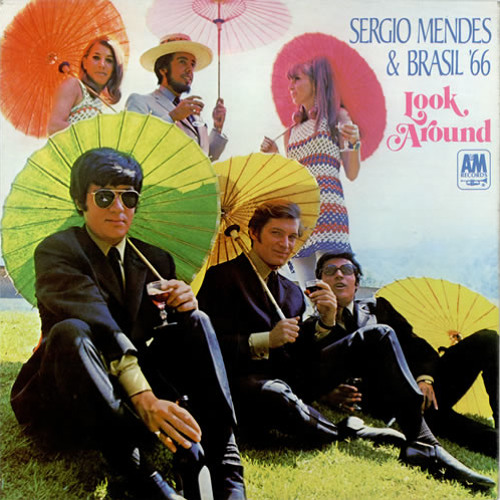 The Look Of Love - Sergio Mendes & Brasil '66 (Cover)