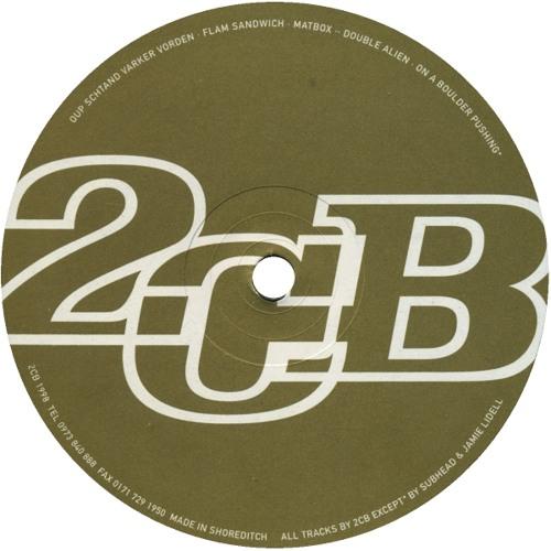 2CB (Subhead) - Double Alien