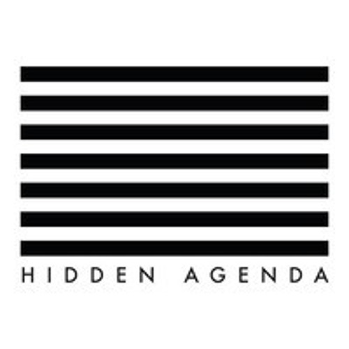 Hidden Agenda Mixtape  #6 - Stephen Manning