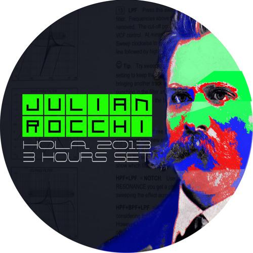 Julian Rocchi - Hola 2013 @ Night School