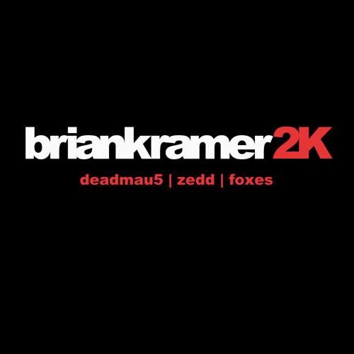 Deadmau5, Zedd, Foxes - Veldt Foxes (Brian Kramer 2K Bootleg)