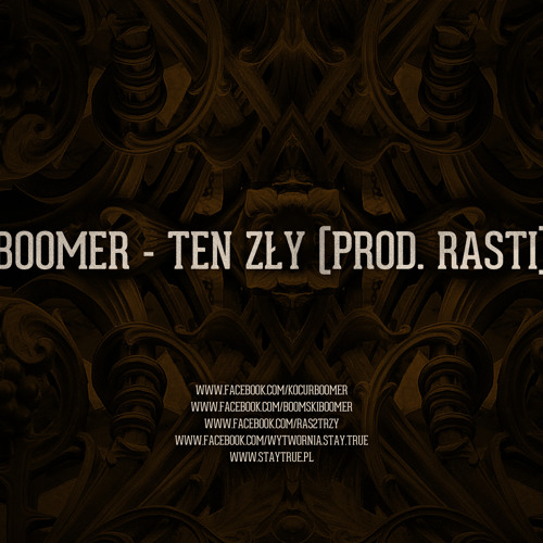 Boomer - Ten zły (prod. Rasti)
