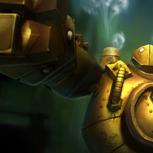 Tribute to Blitzcrank