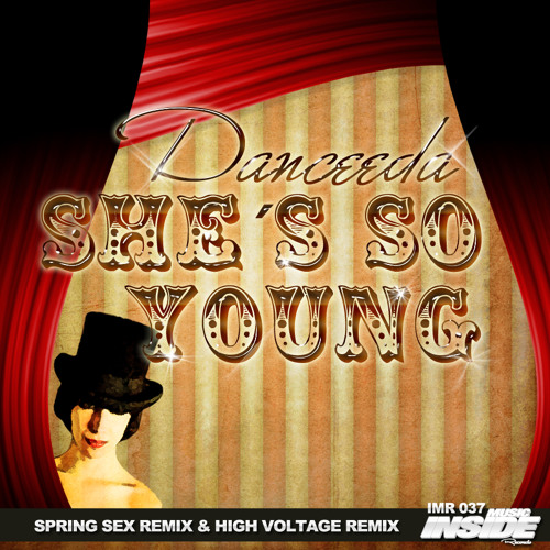 Danceeda-She's so young (spring sex remix)