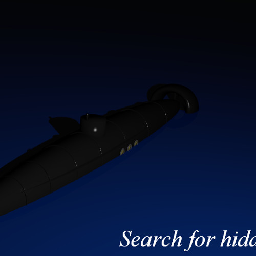 Search for hidden space