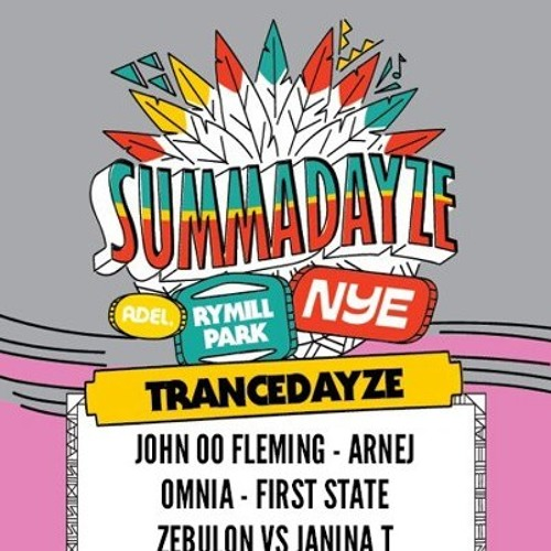 JANINA T VS ZEBULON Summadayze Set - Adelaide