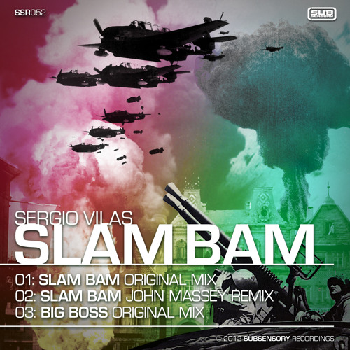 Slam Bam JMassey Remix Preview