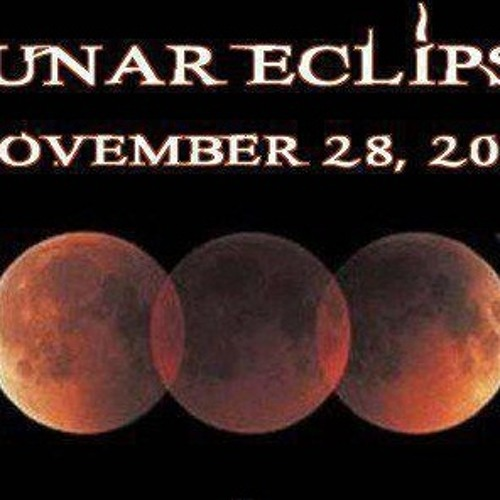 Lunar ticket - lunar eclipse (NO MASTER)