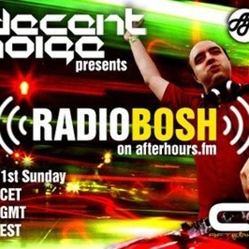 Indecent Noise - Radio Bosh 036 (YEARMIX 2012)