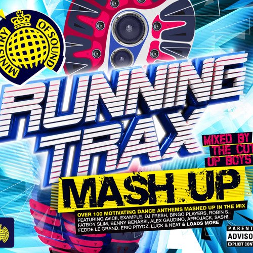 The Cut Up Boys - Running Trax Mash Up (Minimix)