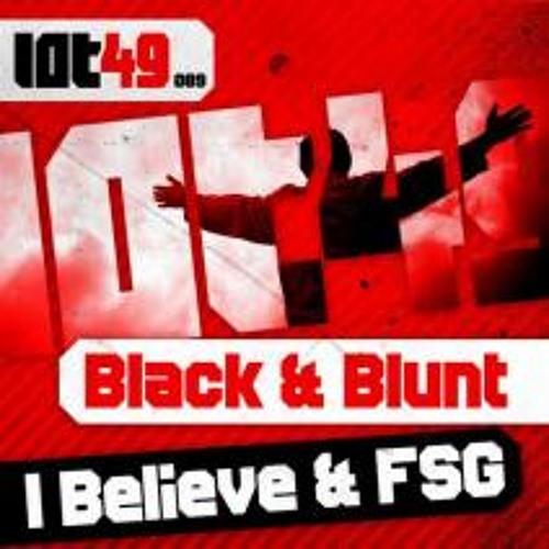 Black & Blunt - F.S.G [LOT49]