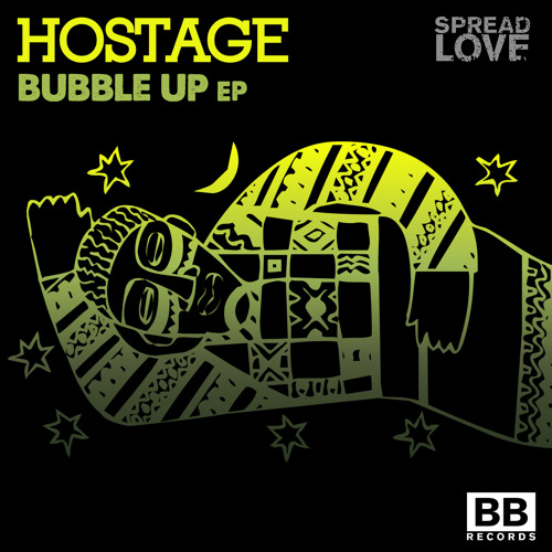 "Hostage - ""Bubble Up"" (Black Butter Spread Love #5)"