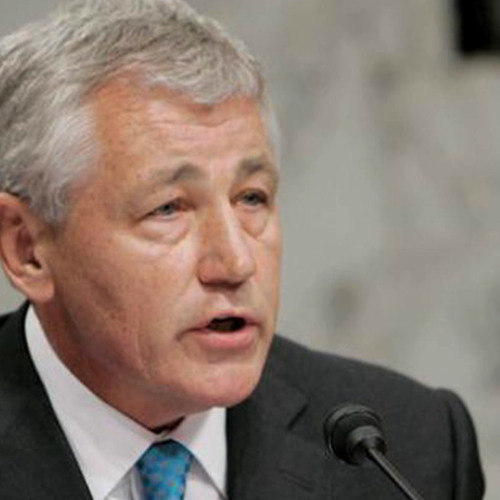 Chuck Hagel Faces Tough Confirmation from Senate Hawks for Rejecting Party Line on Israel, Iran