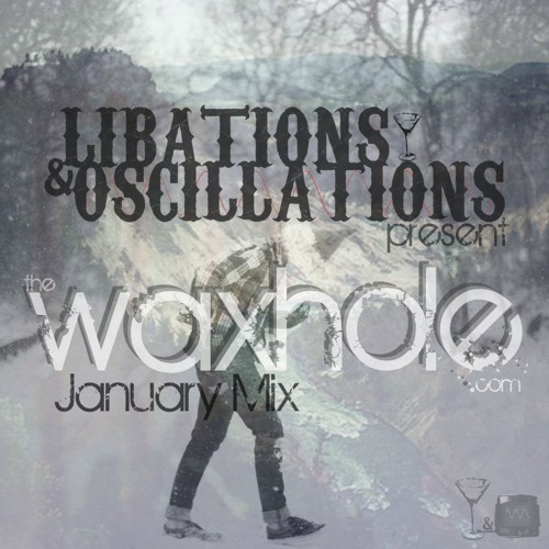 TheWaxhole.com January Mix: Featuring Libations & Oscillations