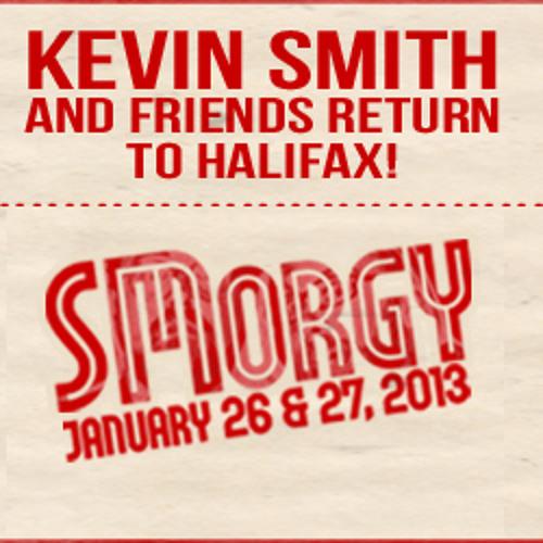 Kevin Smith talks SMorgy with Scott Simpson on News95.7 Halifax