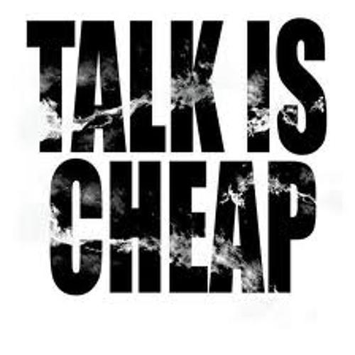 Talk Is Cheap ft. Noodlez & Cstrikez