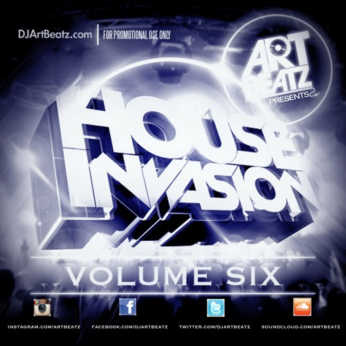 HOUSE INVASION VOL. 6 (ART BEATZ)