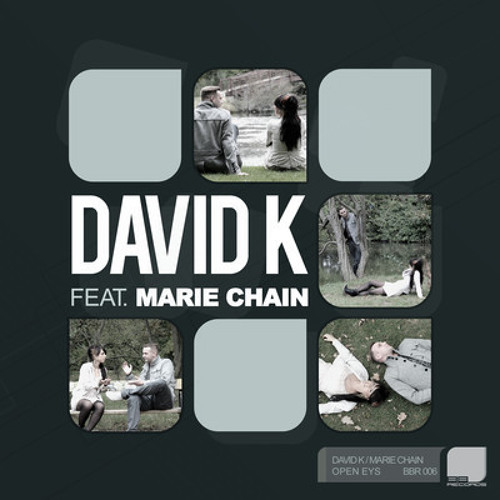 David K feat. Marie Chain - Open Eyes (Sonik Remix)