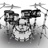 Pearl Reference Series - Jazz Drums