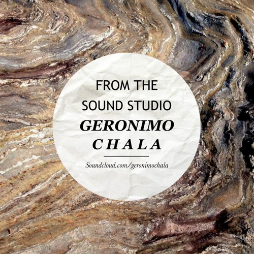 From the Sound Studio with Geronimo