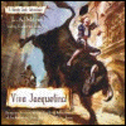 VIVA JACQUELINA! by L.A. Meyer, read by Katherine Kellgren