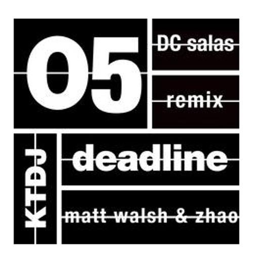 Matt Walsh & Zhao - Where Were You (DC Salas Remix) (Kill The DJ)