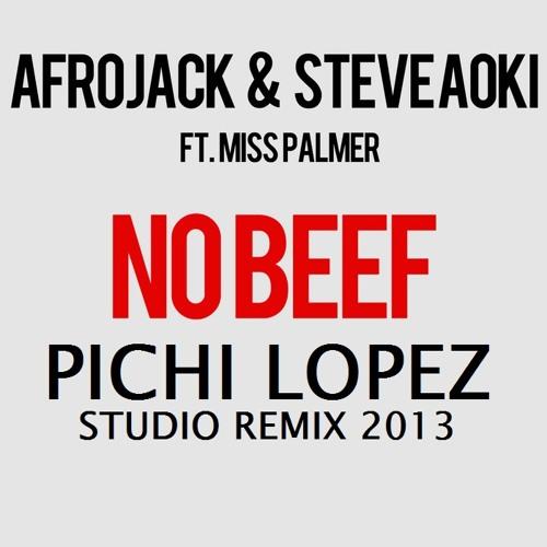 A. & S.A. FT M.P.  - N.B. ( Pichi Lopez Studio remix 2013 )