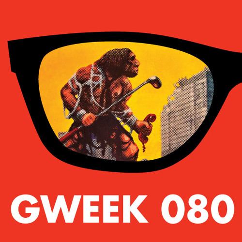 Gweek 080: Jay Kinney and Anarchy Comics