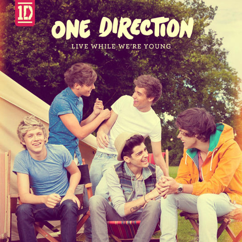 Live While We're Young REMIX (One direction)