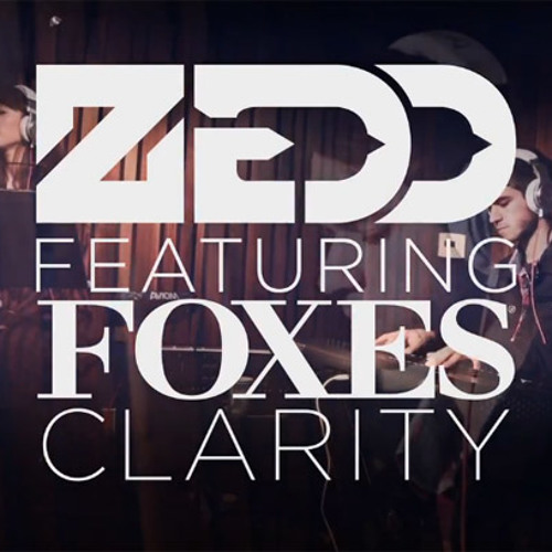 Zedd Ft. Foxes - Clarity (Tom Budin Remix)