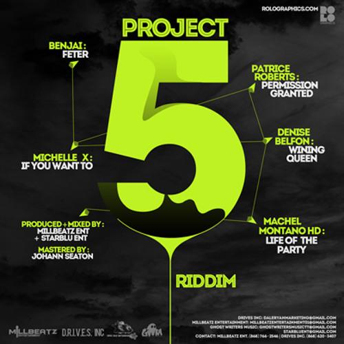 Benjai - Feter [Project 5 Riddim] [Trinidad Soca 2013]