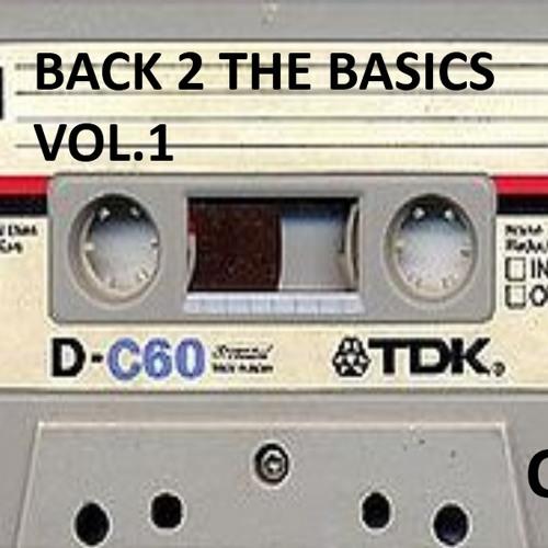 Back 2 The Basics Mix (Cool Catt) .Live.