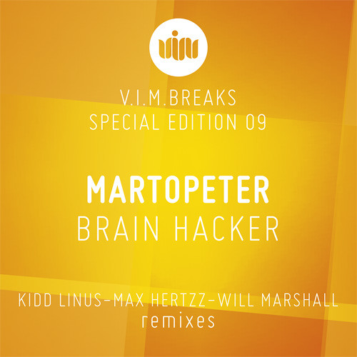 MartOpetEr - Brain Hacker (Original Mix) [VIM Records] OUT NOW !!!