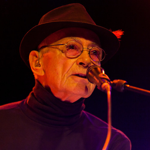 Silver Apples - Lovefingers (Live at Incubate 2012)