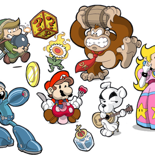 Voiceover personaggi video game