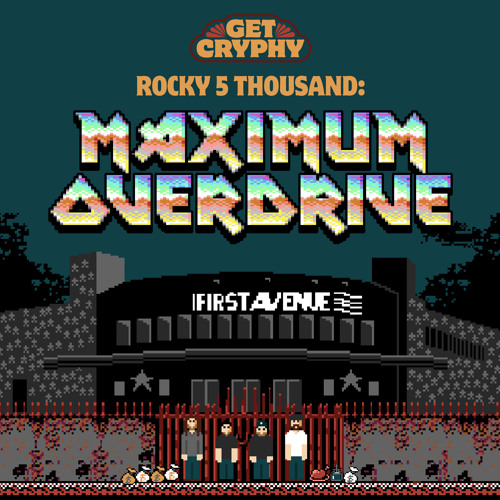 MIXTAPE | Rocky 5 Thousand: Maximum Overdrive (Get Cryphy)