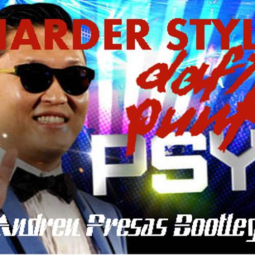 PSY vs. Daft Punk - Harder Style (Andreu Presas Bootleg)