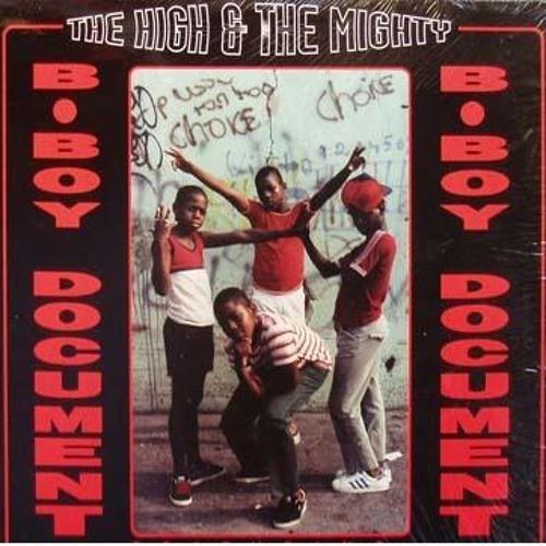 The High & Mighty - B-Boy Document '13 (Edible Beatz Remix)